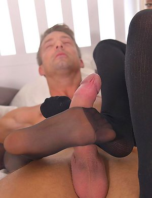 Mature Foot Job Pictures