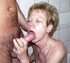 Mature in Bathroom Pictures