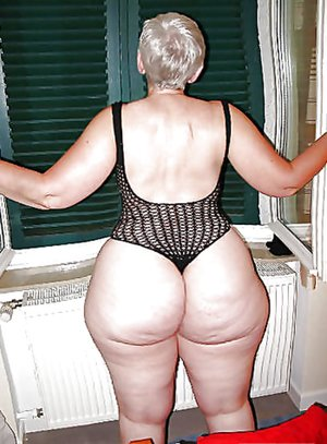 Mature Fat Booty Pictures